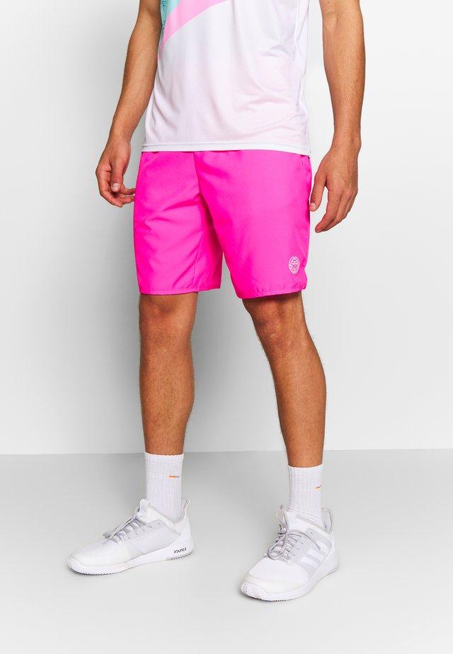 HENRY 2.0 TECH SHORTS - Urheilushortsit - pink