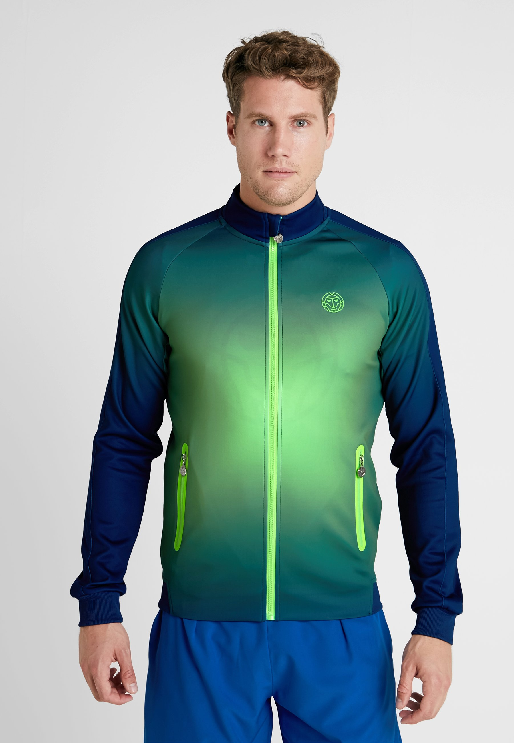 Bidi Veste SurvêtementDark Blue Green Badu De neon BedWorCx