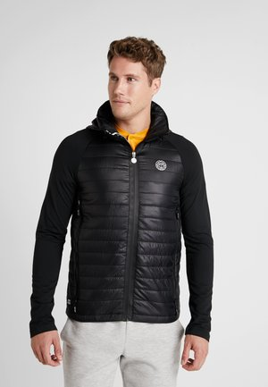 PANDU TECH JACKET - Outdoorjacka - black