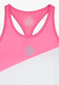 BIDI BADU - ISALIE TECH TANK - Sports shirt - pink/white/mint - 2