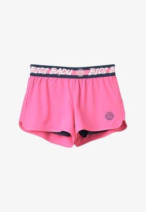 GREY TECH - Sports shorts - pink/dark blue