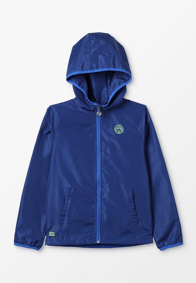 SKYLER TECH JACKET - Training jacket - blue