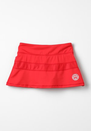 PIARA TECH SKORT - Sports skirt - red