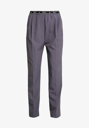 PENNY PANTS - Trousers - grey