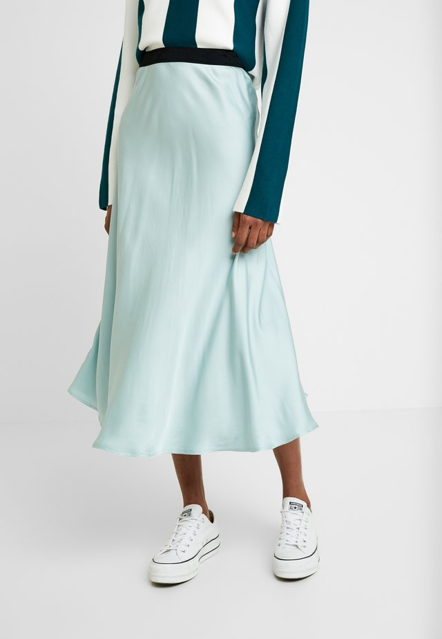 SKIRT - A-Linien-Rock - aqua blue