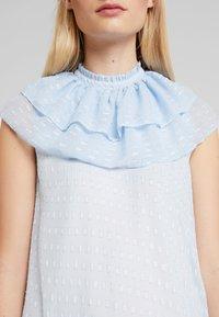 Birgitte Herskind - PIERRE DRESS - Hverdagskjoler - powder blue - 6