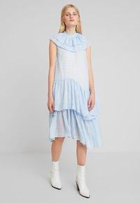 Birgitte Herskind - PIERRE DRESS - Hverdagskjoler - powder blue - 0