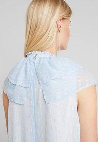 Birgitte Herskind - PIERRE DRESS - Hverdagskjoler - powder blue - 3