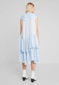 Birgitte Herskind - PIERRE DRESS - Hverdagskjoler - powder blue - 2