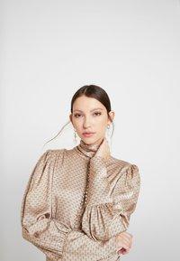Birgitte Herskind - BENJI DRESS - Cocktailkleid/festliches Kleid - smoke grey - 3