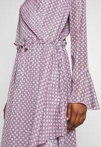 Birgitte Herskind - RILLO DRESS - Maxikleid - pink chain - 7