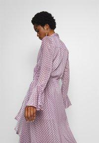 Birgitte Herskind - RILLO DRESS - Maxikleid - pink chain - 3
