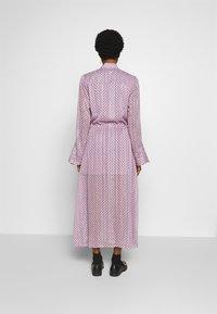 Birgitte Herskind - RILLO DRESS - Maxikleid - pink chain - 2