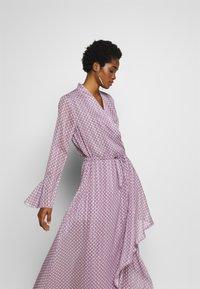 Birgitte Herskind - RILLO DRESS - Maxikleid - pink chain - 4