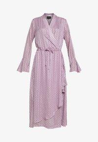 Birgitte Herskind - RILLO DRESS - Maxikleid - pink chain - 6