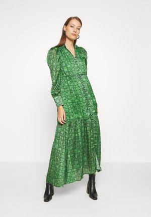 MILEY DRESS - Maxikjoler - green