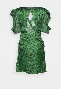 Birgitte Herskind - KATHINKA MINI DRESS - Vestido de cóctel - green - 1