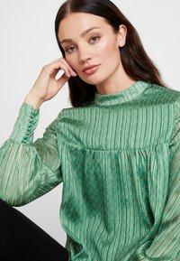 Birgitte Herskind - ILSE BLOUSE - Blouse - green - 3