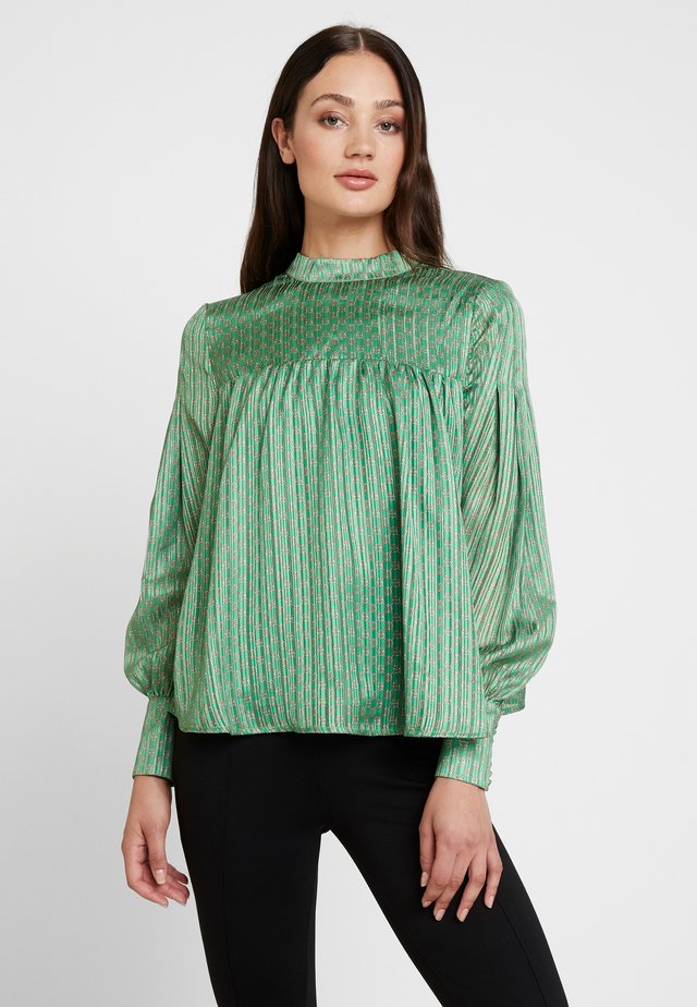 ILSE BLOUSE - Blouse - green