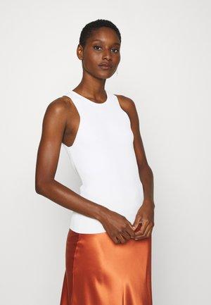 CLAIRE TANK - Top - white