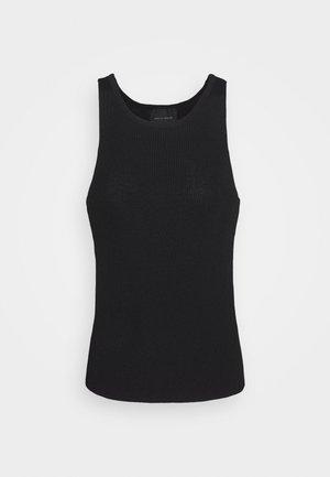 CLAIRE TANK - Top - black