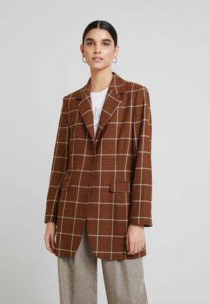 NETE - Manteau court - brown