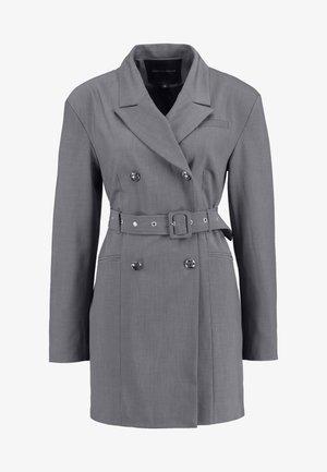 INGRID - Short coat - grey