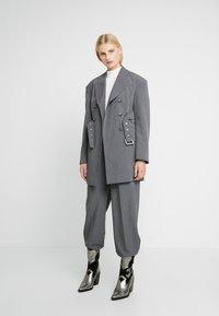 Birgitte Herskind - INGRID - Short coat - grey - 1