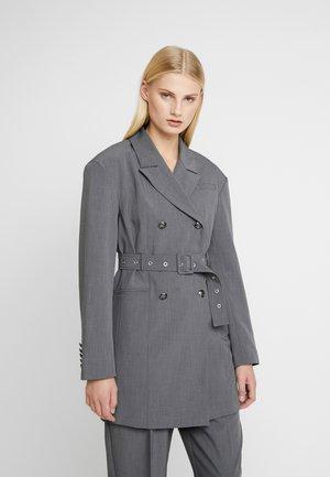 INGRID - Halflange jas - grey