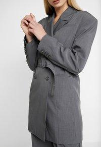 Birgitte Herskind - INGRID - Short coat - grey - 5