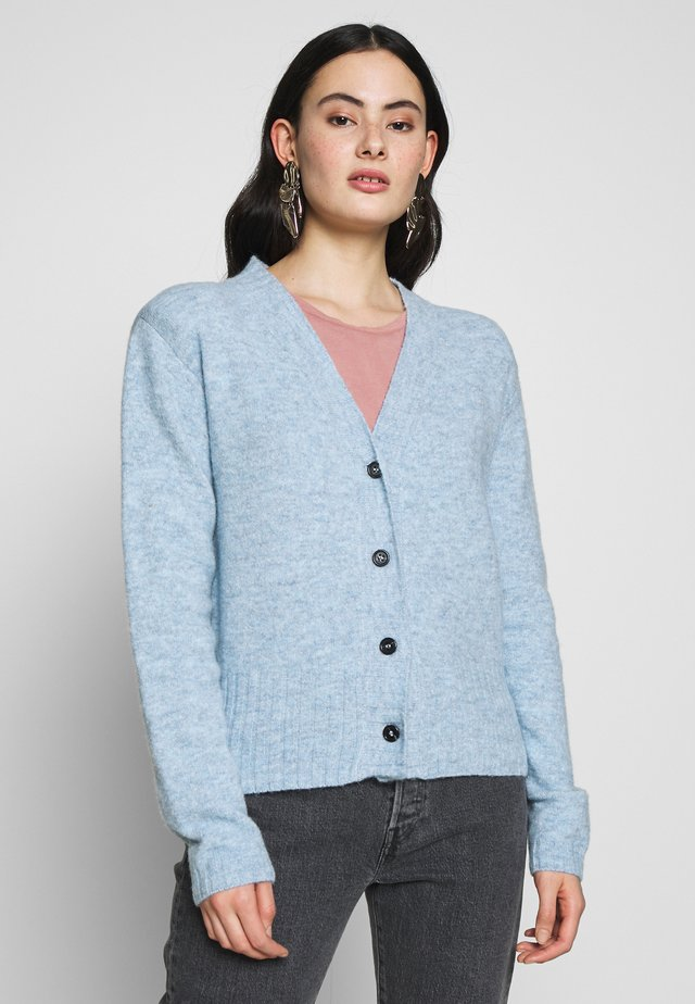 PATRICIA  - Strickjacke - blue