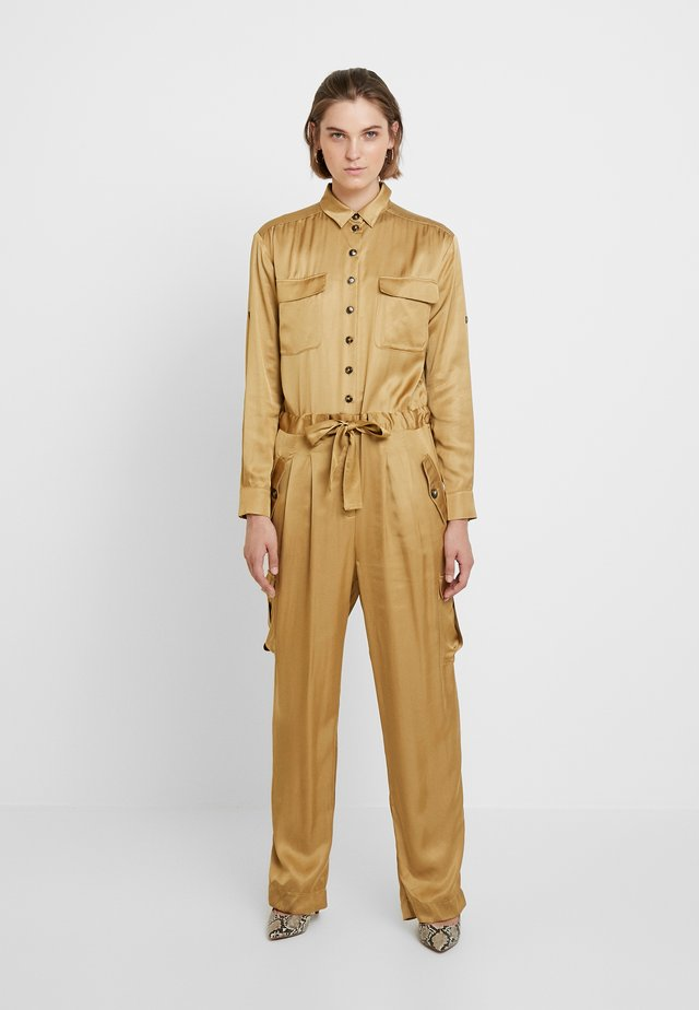 SKY - Overall / Jumpsuit - camel