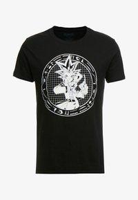 Bioworld - YU GI OH ANIME TEE - T-shirts med print - black - 4