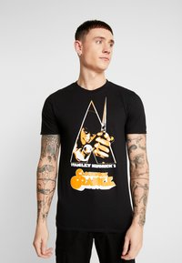 Bioworld - CLOCKWORK TEE - Triko s potiskem - black - 0