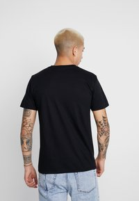 Bioworld - ACDC TEE - T-shirt med print - black - 2