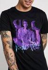 Bioworld - JIMI HENDRIX PURPLE HAZE TEE - T-shirt med print - black