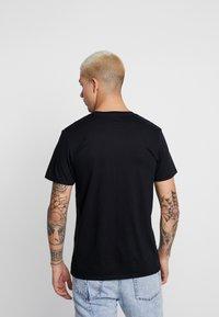 Bioworld - JIMI HENDRIX PURPLE HAZE TEE - T-shirt med print - black - 2
