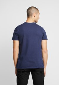 Bioworld - MOB PSYCHO TEE - T-shirts med print - navy - 2