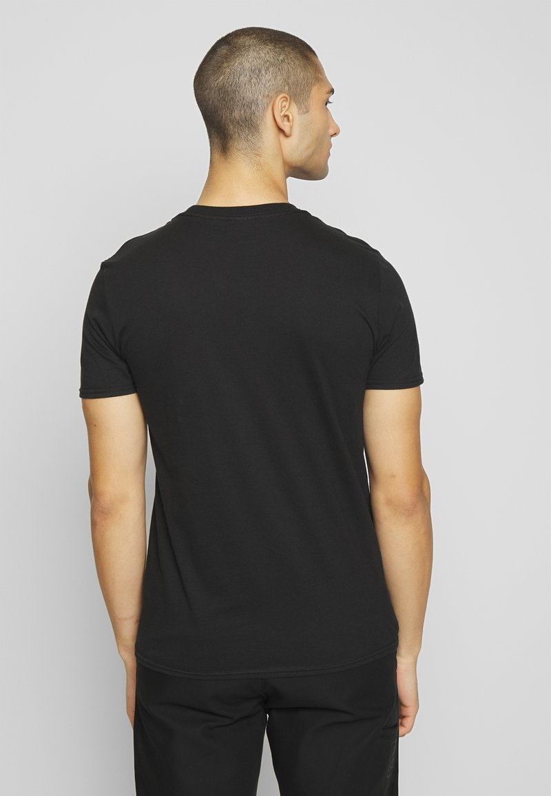 Bioworld THE BIG LEBOWSKI TEE - T-shirts med print - black