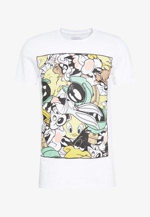 LOONEY TUNES TEE - T-shirt print - white