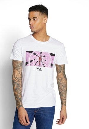 A SPACE ODYSSEY TEE - T-shirt med print - white