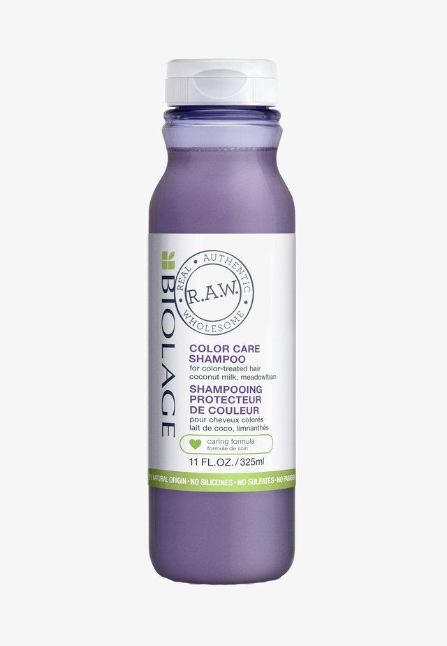 R.A.W. COLOR CARE SHAMPOO - Shampoo - -