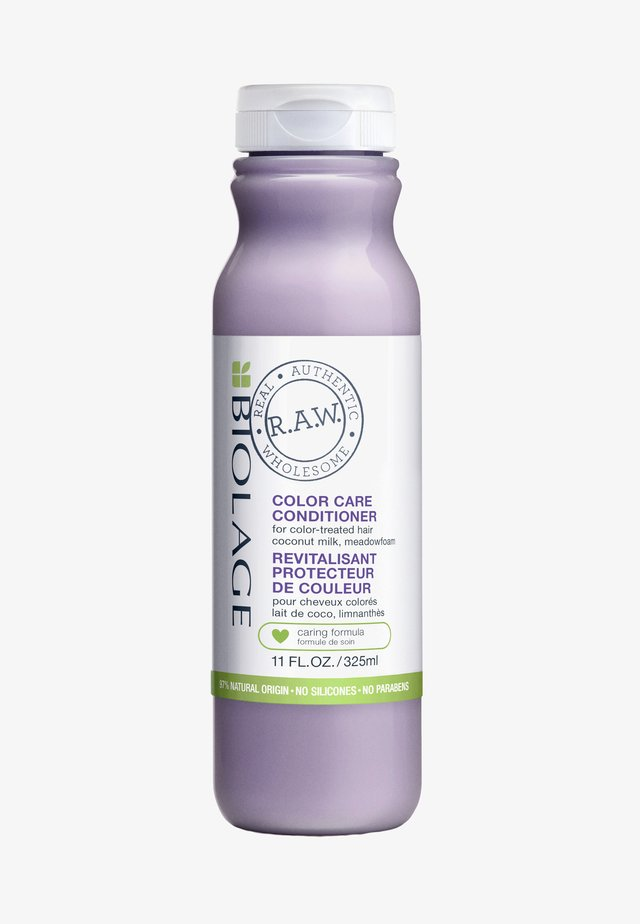 R.A.W. COLOR CARE CONDITIONER - Après-shampoing - -