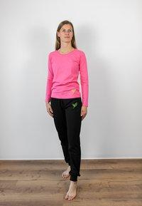 Biyoga - Long sleeved top - rosa - 0