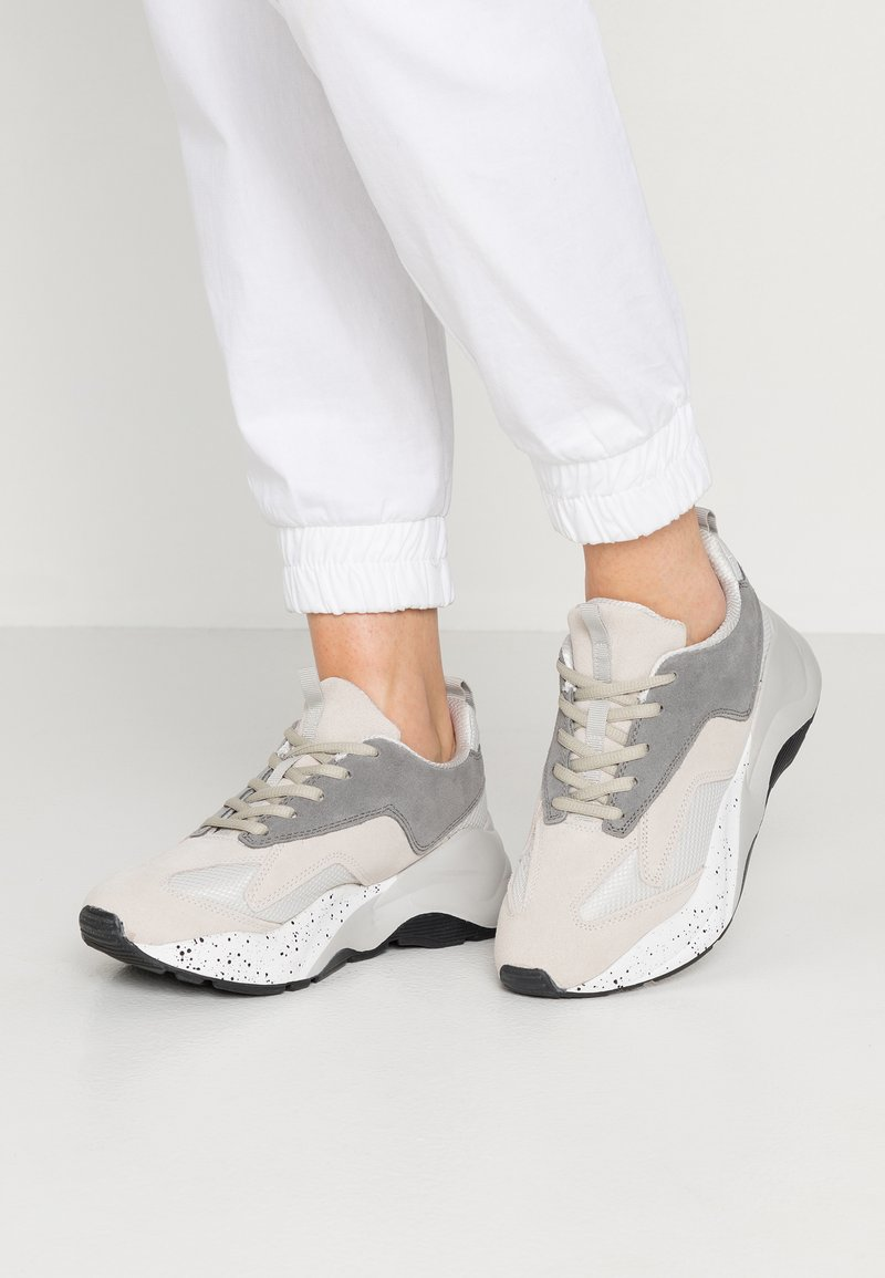 Bianco - BFBECKY - Sneakers laag - white
