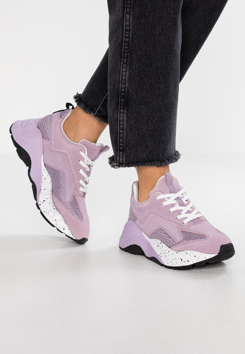 Bianco - BFBECKY - Sneakers laag - lilac