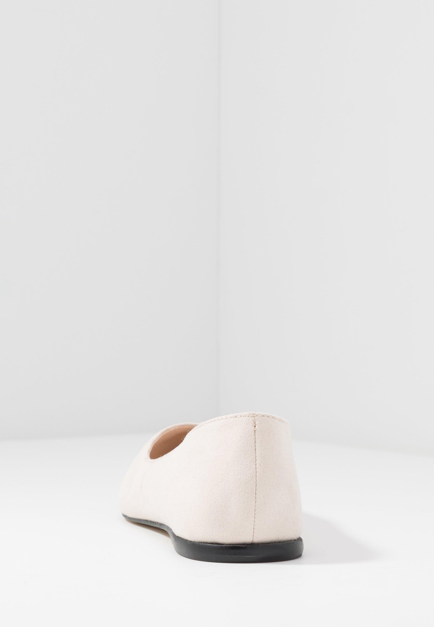 Bianco Biacarol Shoe - Ballerina Beige