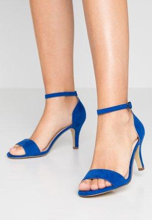 BIAADORE BASIC - Sandals - colbat blue
