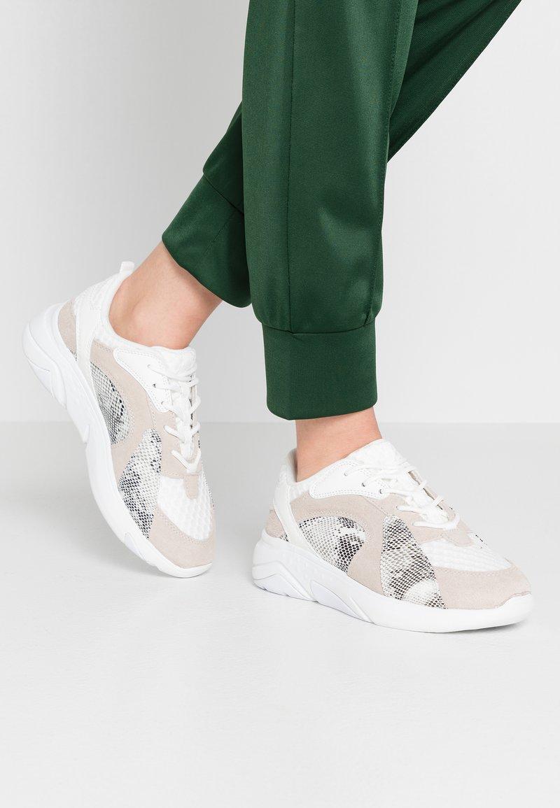 Bianco - BIACASSIE SOUL - Sneakers laag - beige