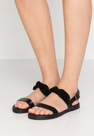 BFBROOKE BOW - Sandals - black